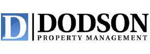 Dodson Property Management logo (an AppFolio Property Management Software customer).