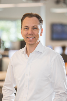 Jason Randall, President and Chief Executive Officer