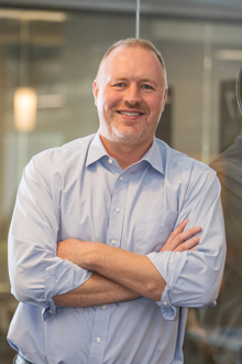 Jon Walker, Chief Technology Officer and Founder