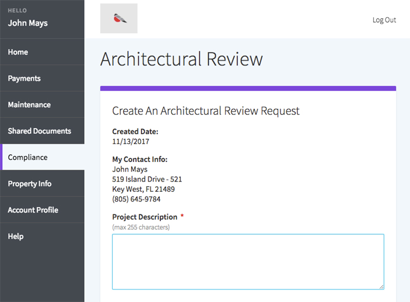 architectural review in portal