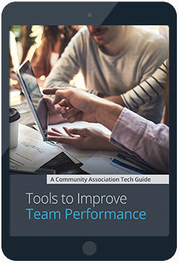 Tools to Improve Team Performance: A Community Association Tech Guide