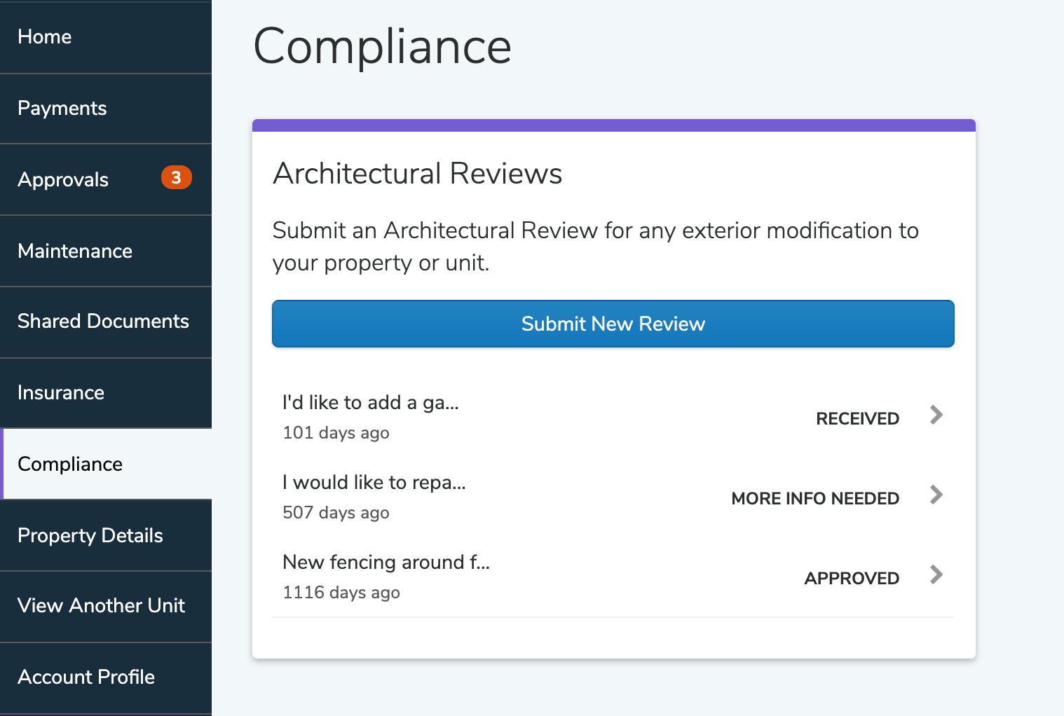 Architectural-review-compliance